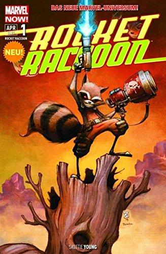 Rocket Raccoon: Bd. 1: Der Letzte seiner Art