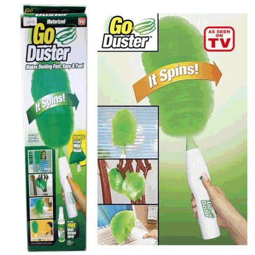Plumero Magico Go Duster Mod. 7074 Anunciado En Tv