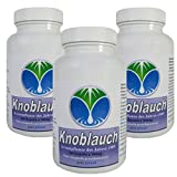 Knoblauch 540 Kapseln a 500mg - Sparpack
