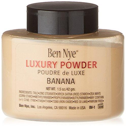 Ben Nye Banana Luxury Face Powder 1.5 oz / 42 gm Makeup