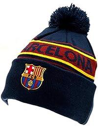 FC Barcelona - Gorro Oficial para Adultos Unisex 02a4b9e88a2