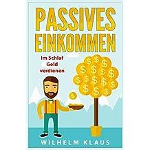 Passives Einkommen: Im Schlaf Geld verdienen