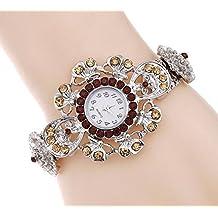 Aliexpress trade explosion Bracelet Diamond diamond watch retro ladies table table wholesale alloy