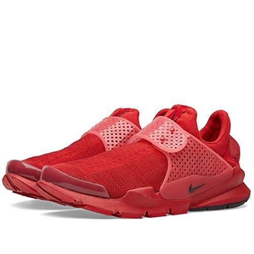 Nike Herren Sock Dart Sp Laufschuhe Rojo (Varsity Red / Varsity Red)