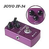 Frontier JOYO JF-34 US-Traum-Verzerrer-Pedal Foot Switch Gitarre Effektpedal