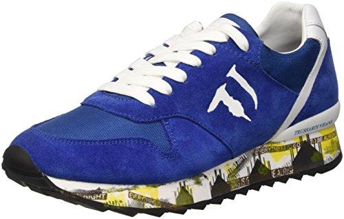trussardi-jeans-by-trussardi-79s21751-pompes-a-plateforme-plate-femme-bleu-blu-royal-blue-38-eu