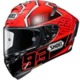 Shoei X-Spirit 3 Marquez TC1 Black L