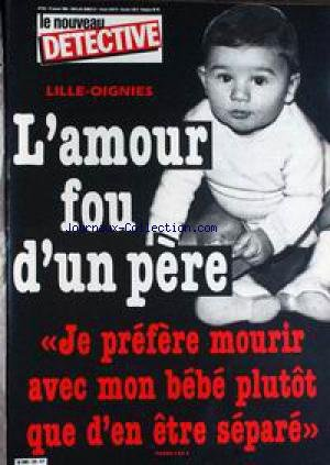 Le Justicier Du Metro - NOUVEAU DETECTIVE (LE) [No 121] du 10/01/1985