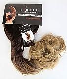 S-noilite® Set 8pcs 60cm extension capelli clip nelle estensioni dei capelli della parte dei capelli ondulato o liscio pieno Testa vari colori Marrone scuro al Biondo Cenere