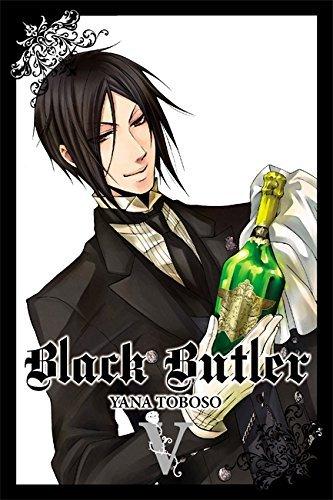 Black Butler, Vol. 5 (2011-04-26)