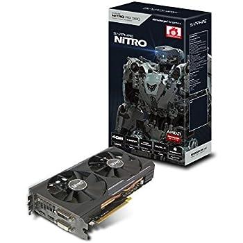 Sapphire VGA Radeon R9 380 Scheda Video da 4 GB, Nero