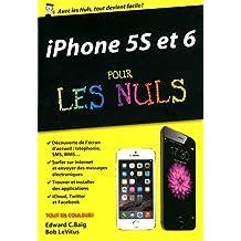 iPhone 5S et 6 pour les Nuls version poche