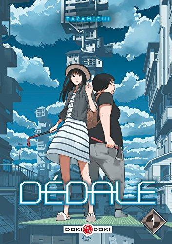 Dédale - écrin volume 1 et 2 par Takamichi