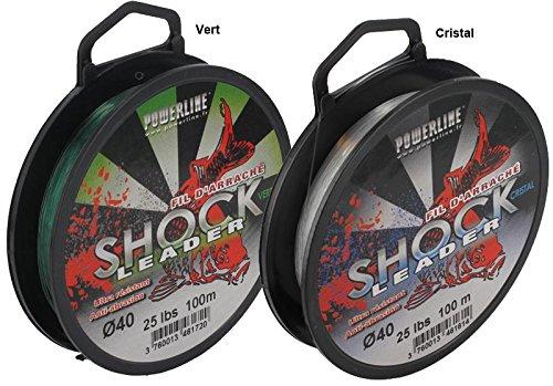 Preisvergleich Produktbild Powerline Terminus Shock-Leiter,  Cristal,  90,  70 / 100