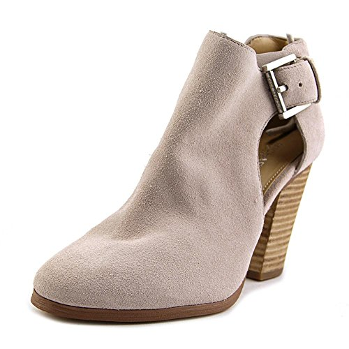 Michael Michael Kors Adam's Bootie Cuir Bottine Cement
