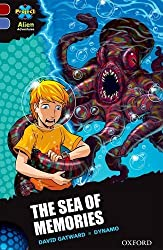Project X Alien Adventures: Dark Red Book Band, Oxford Level 17: The Sea of Memories by David Gatward (2015-04-23)