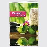 Bonuskarte Massage -