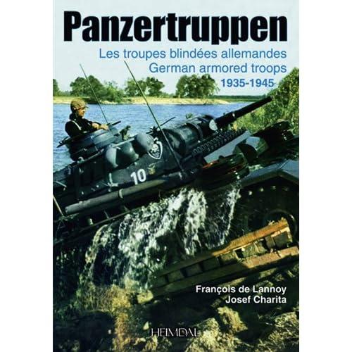 PANZERTRUPPEN - DICTIONNAIRE HISTORIQUE