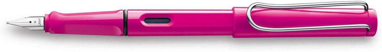 LAMY safari Füllhalter 1223773 Kunststoff pink F