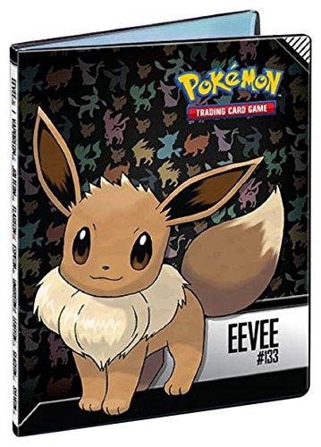 Ultra Pro Pokemon Eevee 9 Pocket Portfolio