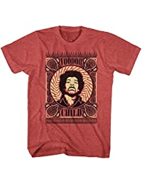 Jimi Hendrix - - Voodoo Child Patterns T-shirt homme