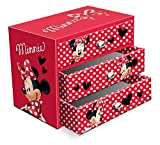 TwentyFeet Boîte à Bijoux tiroir Minnie 12x6x11cm