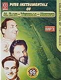 Pure Instrumentals of M. Rafi/Yesudas/Mu...