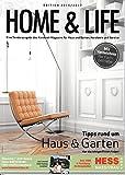 Home & Life 2016/2017 Haus & Garten Zeitschrift Magazin Einzelheft Heft Hamburg Wohnen