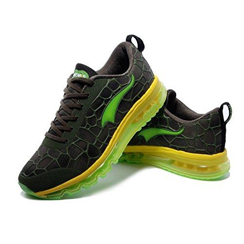 Onemix Mens Sneakers Cuscino Corsa Da Daria Scarpe Sportive 4fxaCFwq4