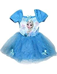 Frozen - Die Eiskönigin - Vestido - para niña