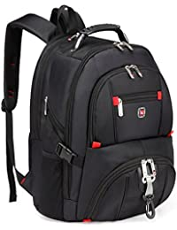 Kenox Laptop Backpack Laptop Bag Daypack 15.6 Inch College School Bag Computer Rucksack
