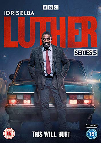 DVD1 - Luther Series 5 (1 DVD)