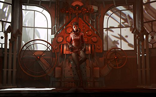 Dishonored Death of the Outsider screenshot