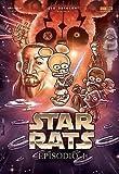 Star Rats episodio 1 di Leo Ortolani*Ratman* ed.Panini