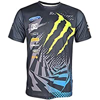 TeyCo Men Creative Trend Sportswear T-Shirt XXL
