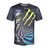 TeyCo Men Creative Trend Sportswear Uomo Magliette L