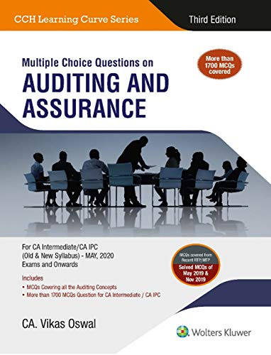 Multiple Choice Questions on Auditing and Assurance (CA Inter/IPCC- Old & New Syllabus