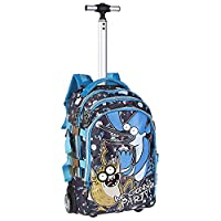 Karactermania Stories Party Casual Type Backpack, 48 cm, 28 Liters, Blue