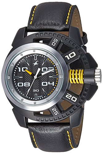 51oS6iUrwgL - 38028PL01 Fastrack Grey Mens watch