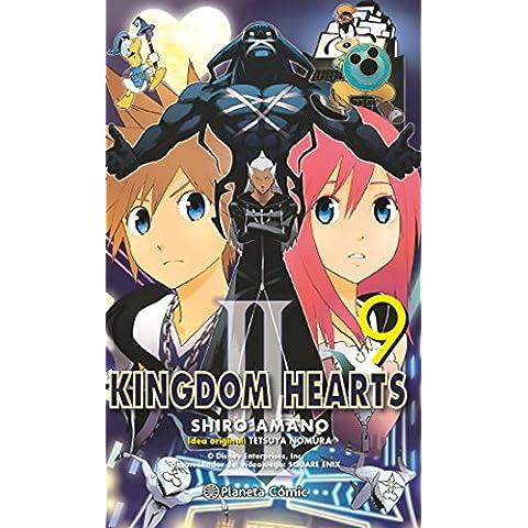 Kingdom Hearts II - Número 9