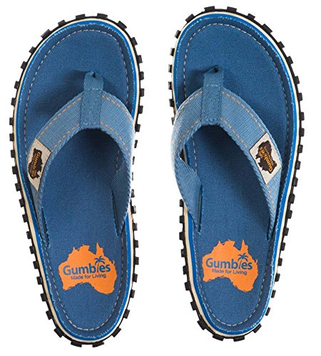 GUMBIES Zehentrenner Unisex Light Blue