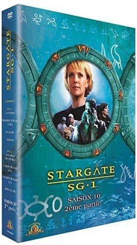 Stargate sg.1, saison 10, vol. 2, DVD/BluRay