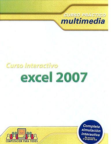 Curso Interactivo Excel 2007 - Microsoft Office Español