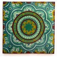 Azulejos Mexicanos Artesanales de Talavera de 5cm - Pack de 25