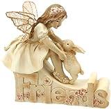 Juliana Sentimental Fairy Figurine - Friends 15 cms (60500)