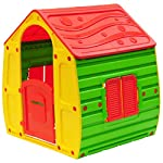 Kids Play House Outdoor Plastic Magical Wendy House Garden Holiday Children Toys