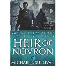 Heir of Novron, Vol. 3(Riyria Revelations) by Michael J. Sullivan (2012-01-31)