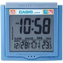 Casio DQ-750F-2DF – Reloj Digital de sobremesa