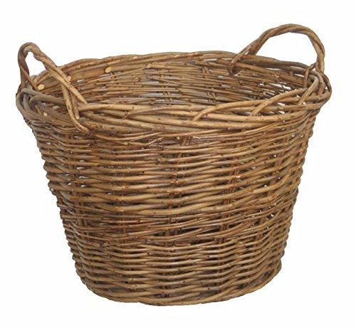 Green Ash Log Basket