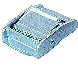 Klemmschloss für 25 mm Gurtband aus Zinkdruckguss